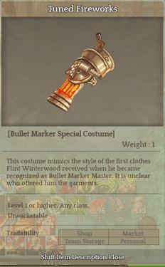 bulletmarker costume 1