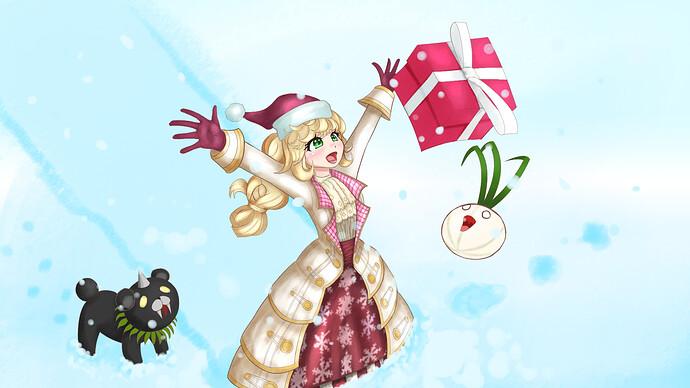 Fencer Christmas
