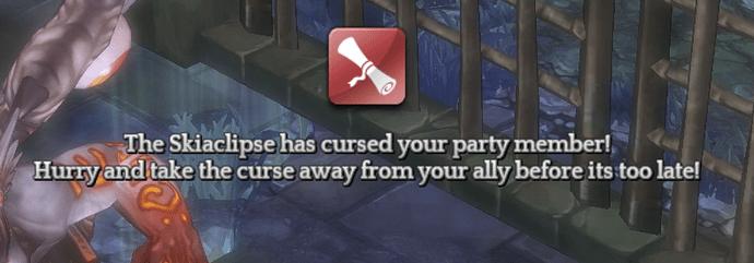 Curse prompt