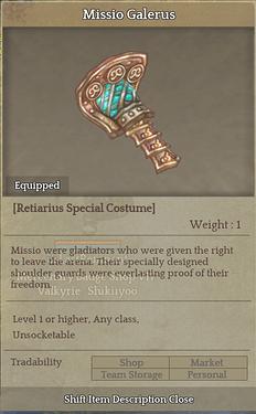 retiarius special