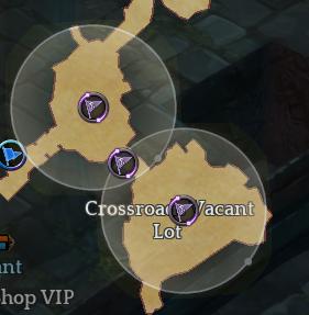 matador map