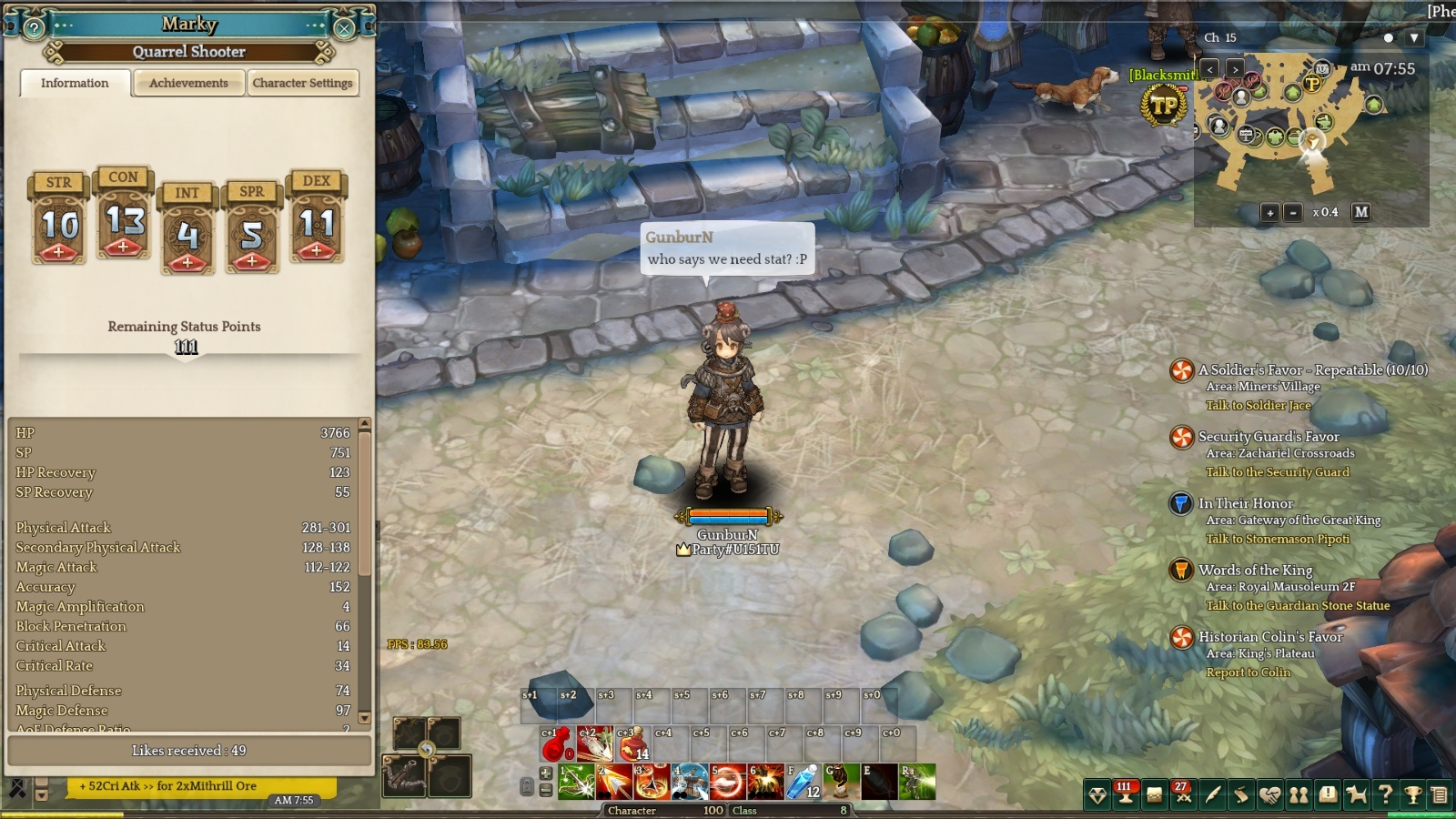 Best Archer Build Tree Of Savior