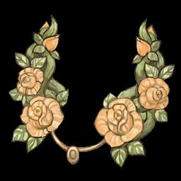 autumcoloredrosehorns