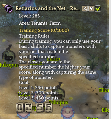 retiarius quest1