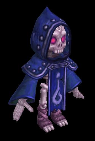Skeleton - Mage