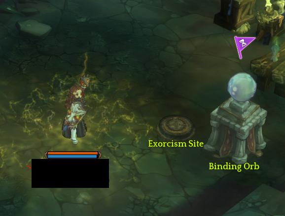exorcist quest 2