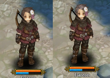 Hair Dyes Some ICoin General Discussion Tree Of Savior - Hairstyle color tree of savior