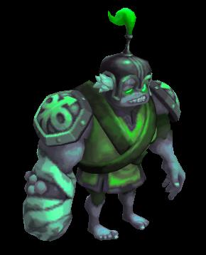 Zombie - Juggernaut