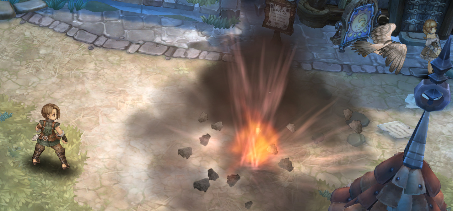 Re:Build] Class Changes - General Discussion - Tree of Savior Forum
