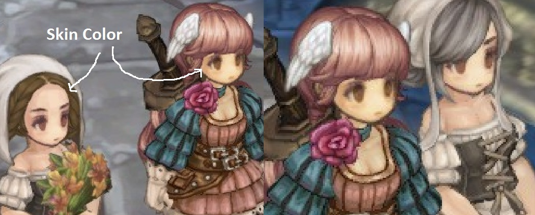 Character Customization Cosmetic Cash Shop Game Tree Of - Hairstyle color tree of savior